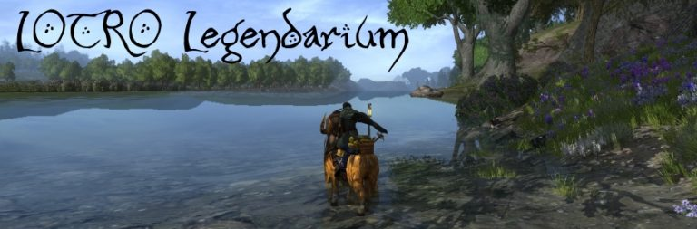 LOTRO Legendarium: A marvelous decade of Middle-earth