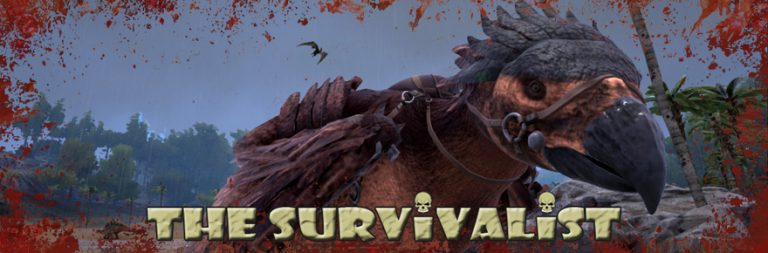 The Survivalist: ARK's big bird nerf