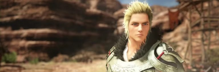 Black Desert's Striker kickpunches his way onto Korean servers