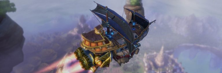 Cloud Pirates releases fully on April 19th with the Stronghold launch