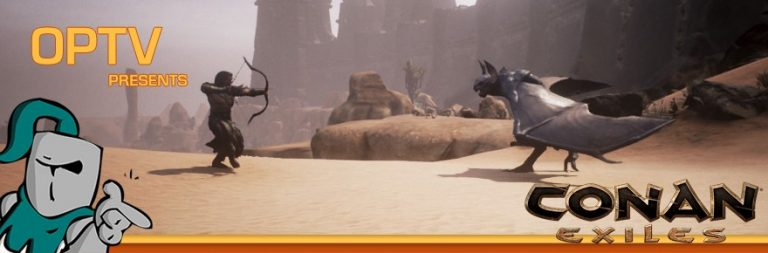 The Stream Team: Dragons and werehyenas in Conan Exiles