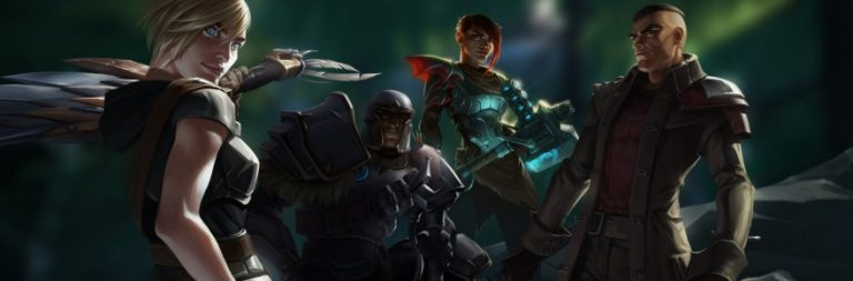 Dauntless has patched in frame rate uncapping and aether striker balance tweaks today