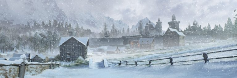 Chronicles of Elyria forecasts mud and snow, takes fans on a run through a mine