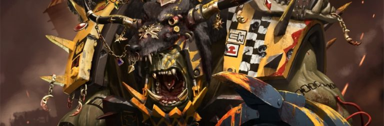 Eternal Crusade unleashes an Ork waaagh! campaign