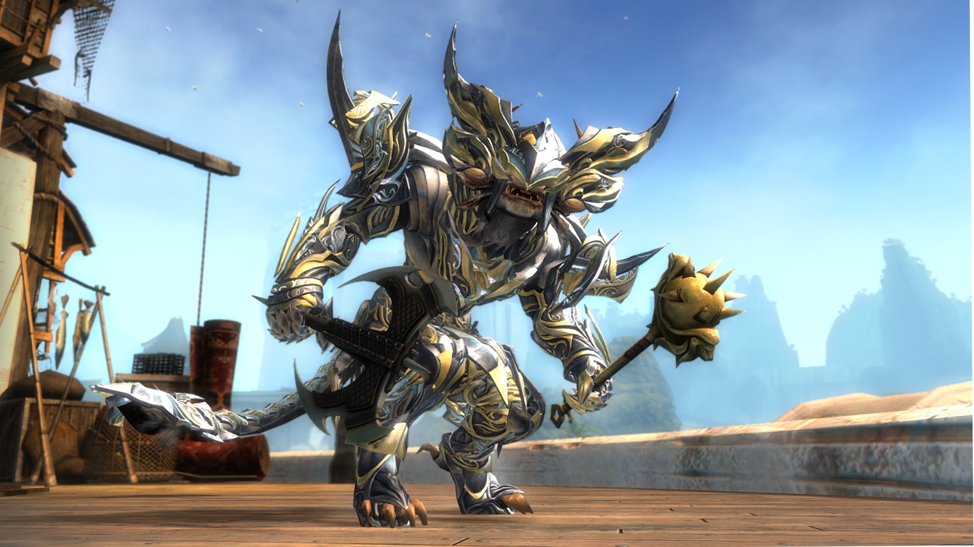 Guild Wars 2 legendary armor for raiders launches next week