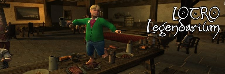 LOTRO Legendarium: Bingo Boffin's unexpected journey