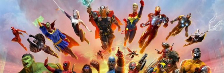 Marvel Heroes would've been seven years old today if Gazillion hadn't imploded