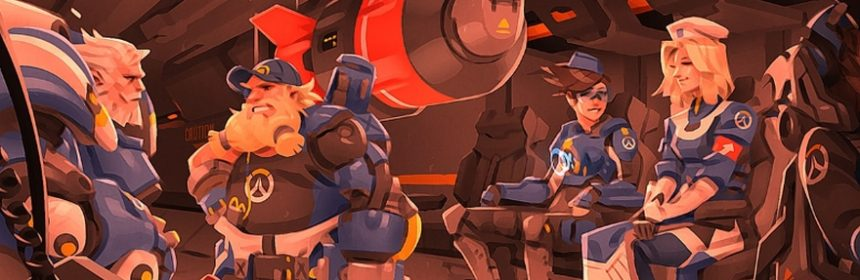 overwatch releases a comic about the past next hero is far along in
