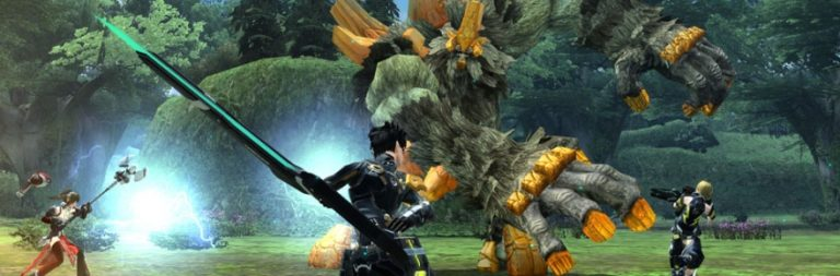 Phantasy Star Online 2 prepares players for closed beta with English voice acting and retained progress