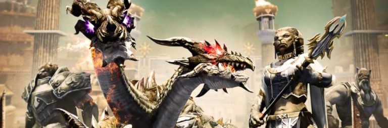Riders of Icarus patches in a new dungeon and related content
