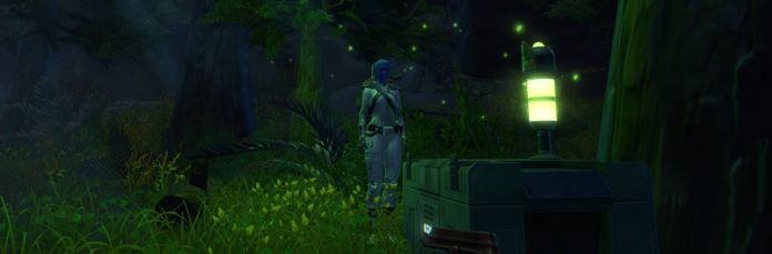 The Daily Grind: Which MMO has the best nighttime aesthetics