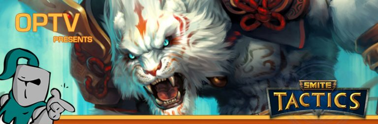 The Stream Team: Watch and win SMITE Tactics beta access