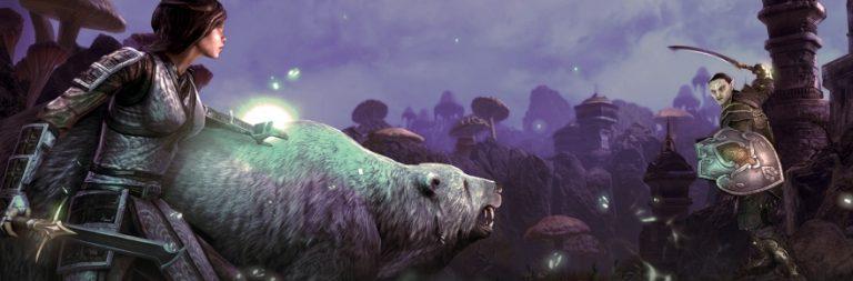 Soak up an hour of Elder Scrolls Online's new Warden