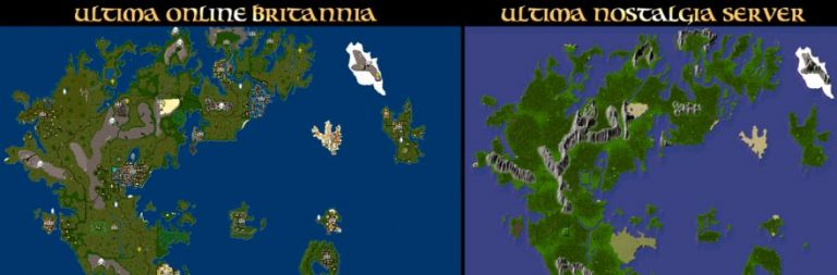 This player is rebuilding Ultima Online in Wurm Online