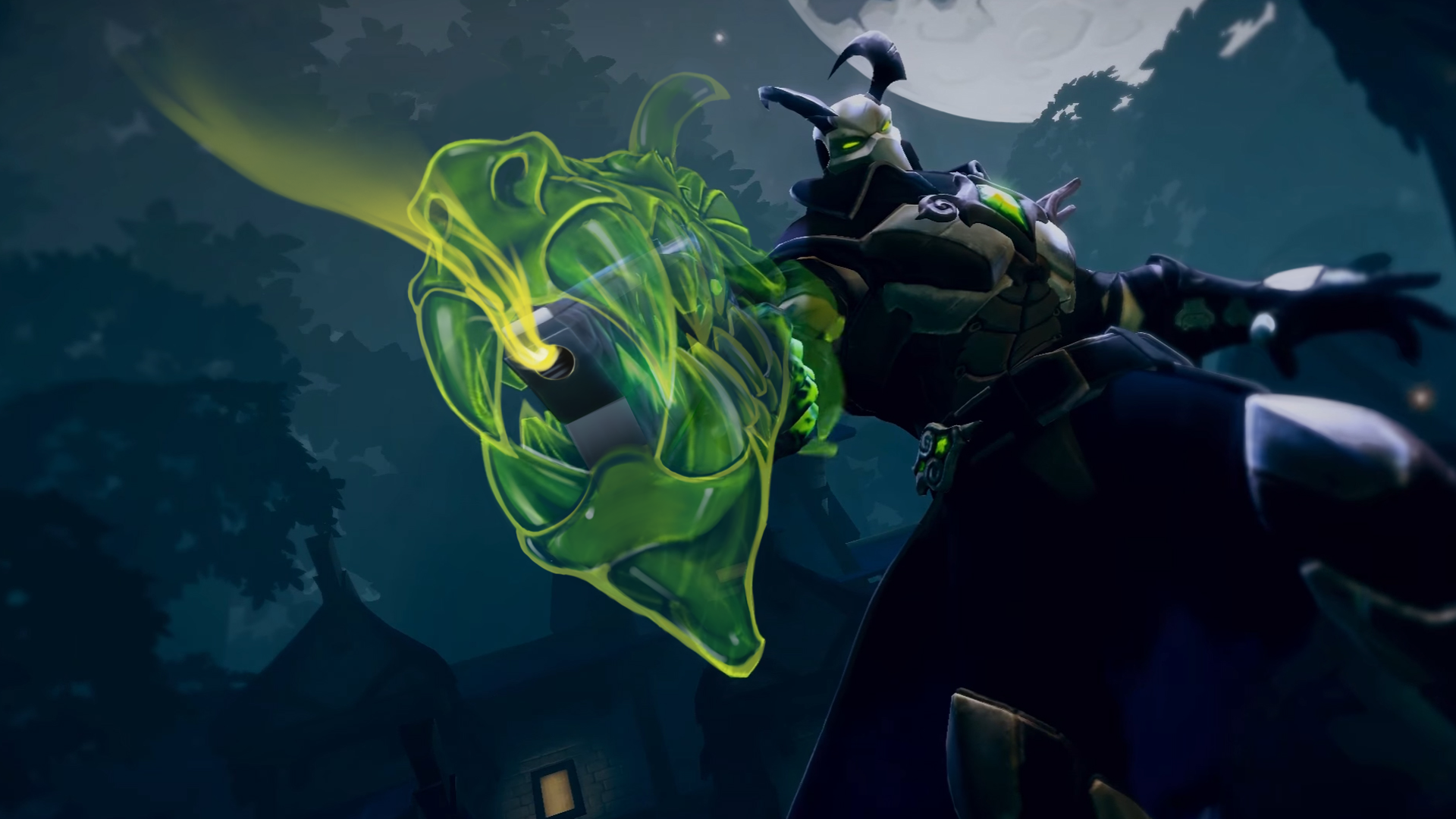Grab a Paladins Evie Conjuration skin key in honor of the console