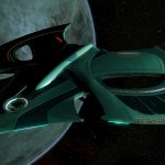 STO Romulan 26th Century Dreadnought
