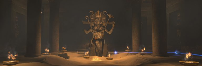 Secret World Legends: UI changes, blade combat, and City of the Sun God
