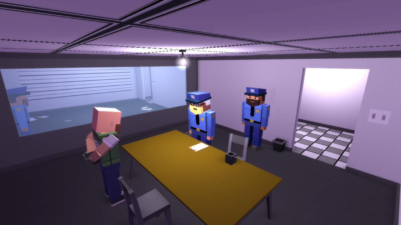 Broke Protocol is Minecraft meets Grand Theft Auto | Massively