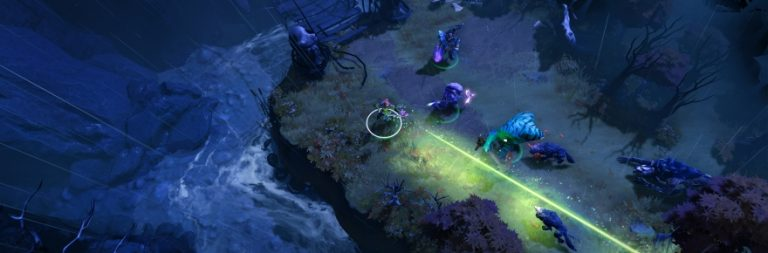 Dota 2's summer event mode, Aghanim's Labyrinth, is a new roguelike spin on the game
