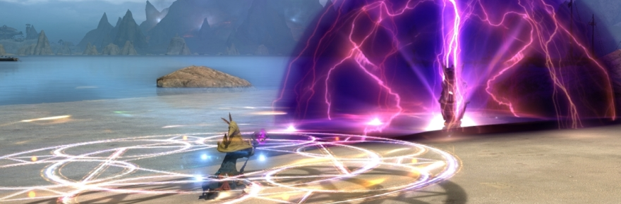 Final Fantasy XIV Stormblood preview: Caster DPS jobs