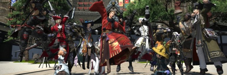 Final Fantasy XIV celebrates five years of community ahead of its newest fan festival