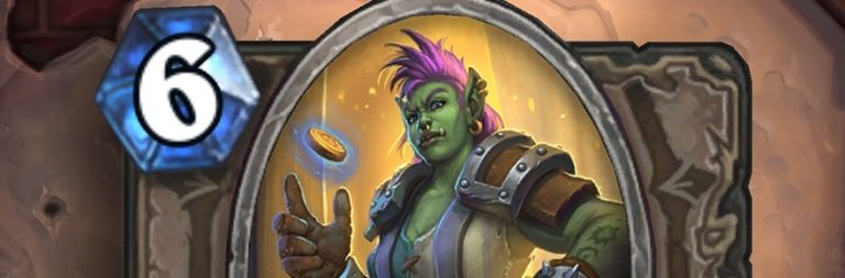 PSA: Hearthstone is giving away a free Fight Promoter card on Saturday