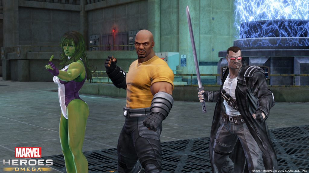 Marvel Heroes Omega Hell S Kitchen Event