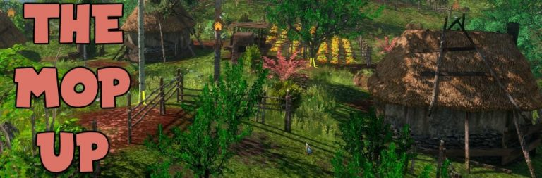 The MOP Up: Life is Feudal's building sim (May 14, 2017)