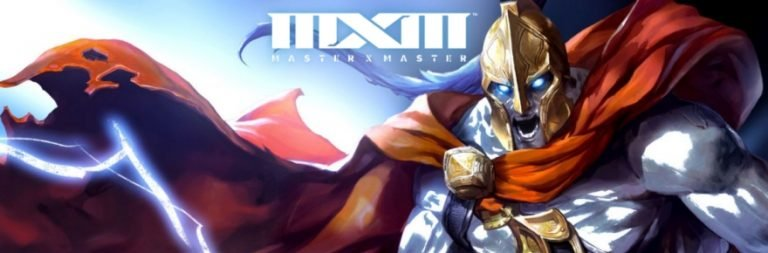 NCsoft MOBA Master X Master launches today