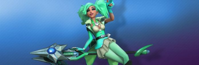 Grab a Paladins Evie Conjuration skin key in honor of the