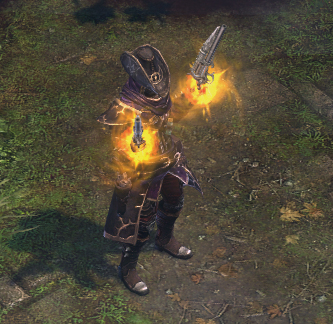 Grim Dawn sells 1M copies, previews Inquisitor class