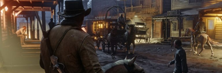 Red Dead Redemption 2's multiplayer version, Red Dead Online, hits beta this November