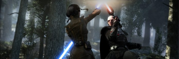 SWTOR gives a skimpy roadmap while Star Wars Galaxies is