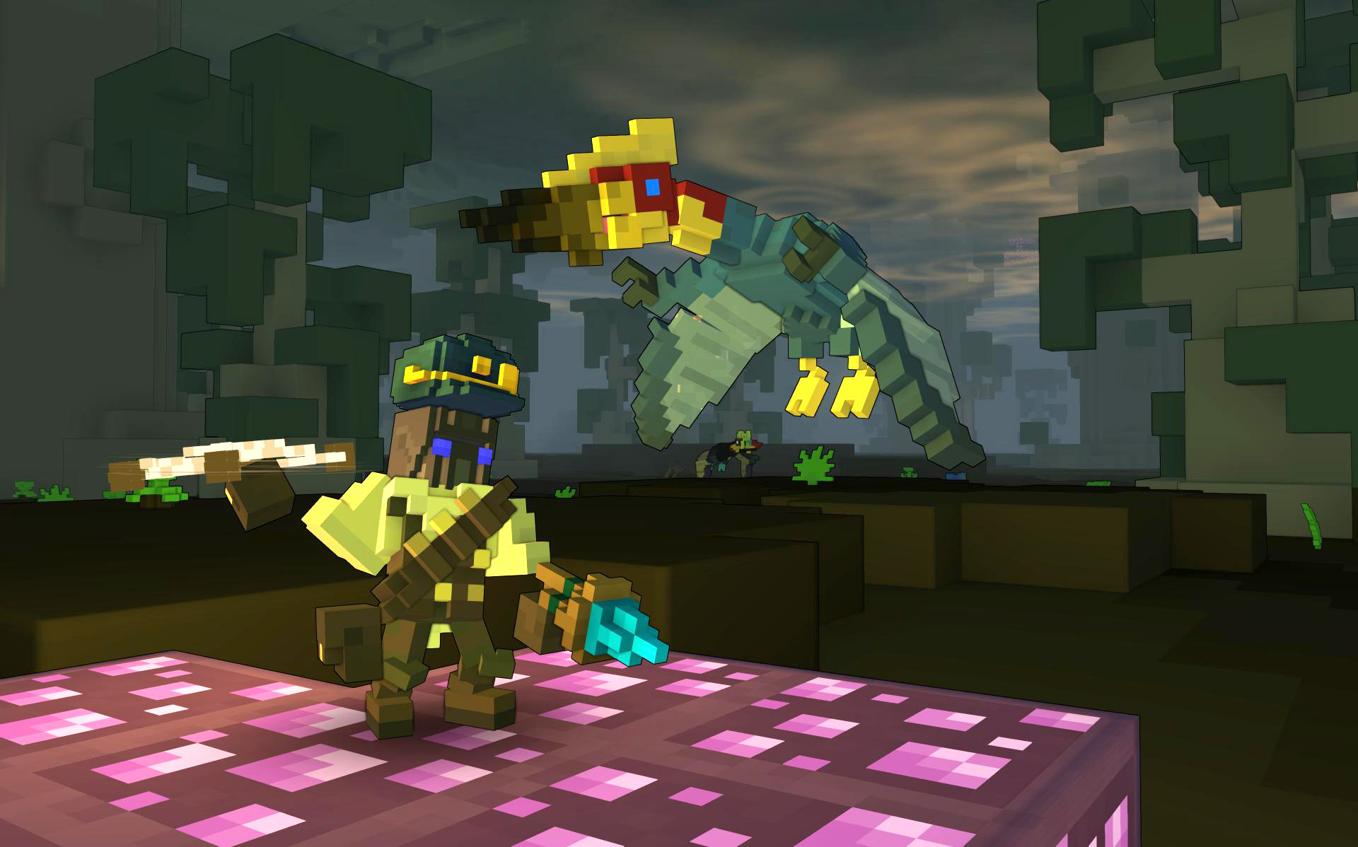 how to fish in trove ps4