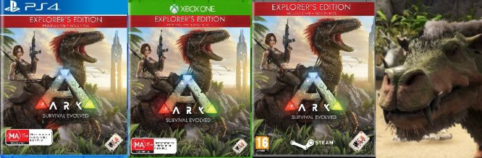 E3 2017: ARK Survival Evolved on scope creep, Xbox One X