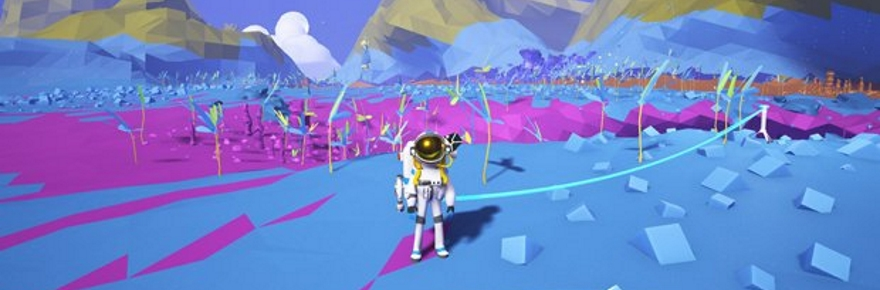 Sci-fi survival sandbox Astroneer has officially launched