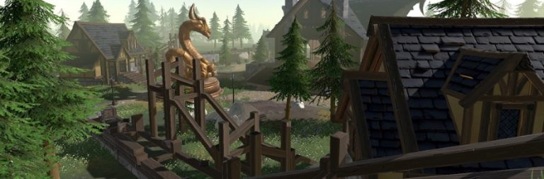 Crowfall gets ready to begin testing its campaign system