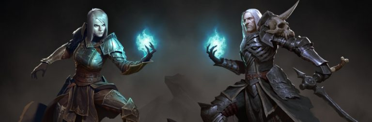 Diablo III previews the lore of the Necromancer and new patch 2.6 areas