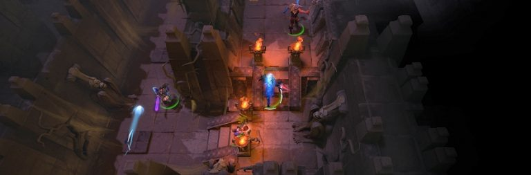 Siltbreaker, the first chunk of Dota 2's co-op PvE campaign, is now live