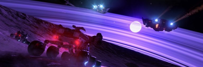 Elite Dangerous has launched for the PlayStation 4