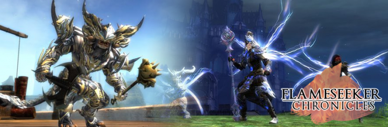 Flameseeker Chronicles: Surviving the Guild Wars 2 WvW invasion