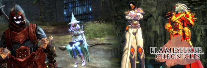 Flameseeker Chronicles: Fashion Wars wishlist for Guild Wars 2