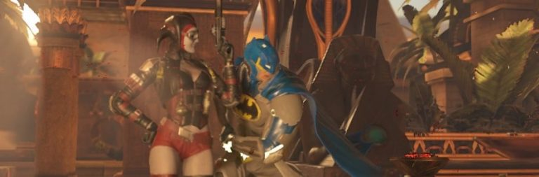 MMO Burnout: Approaching DC Universe's Injustice 2 as an MMORPG fan