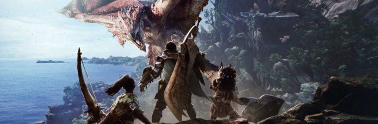 E3 2017: Capcom announces Monster Hunter World for consoles and PC