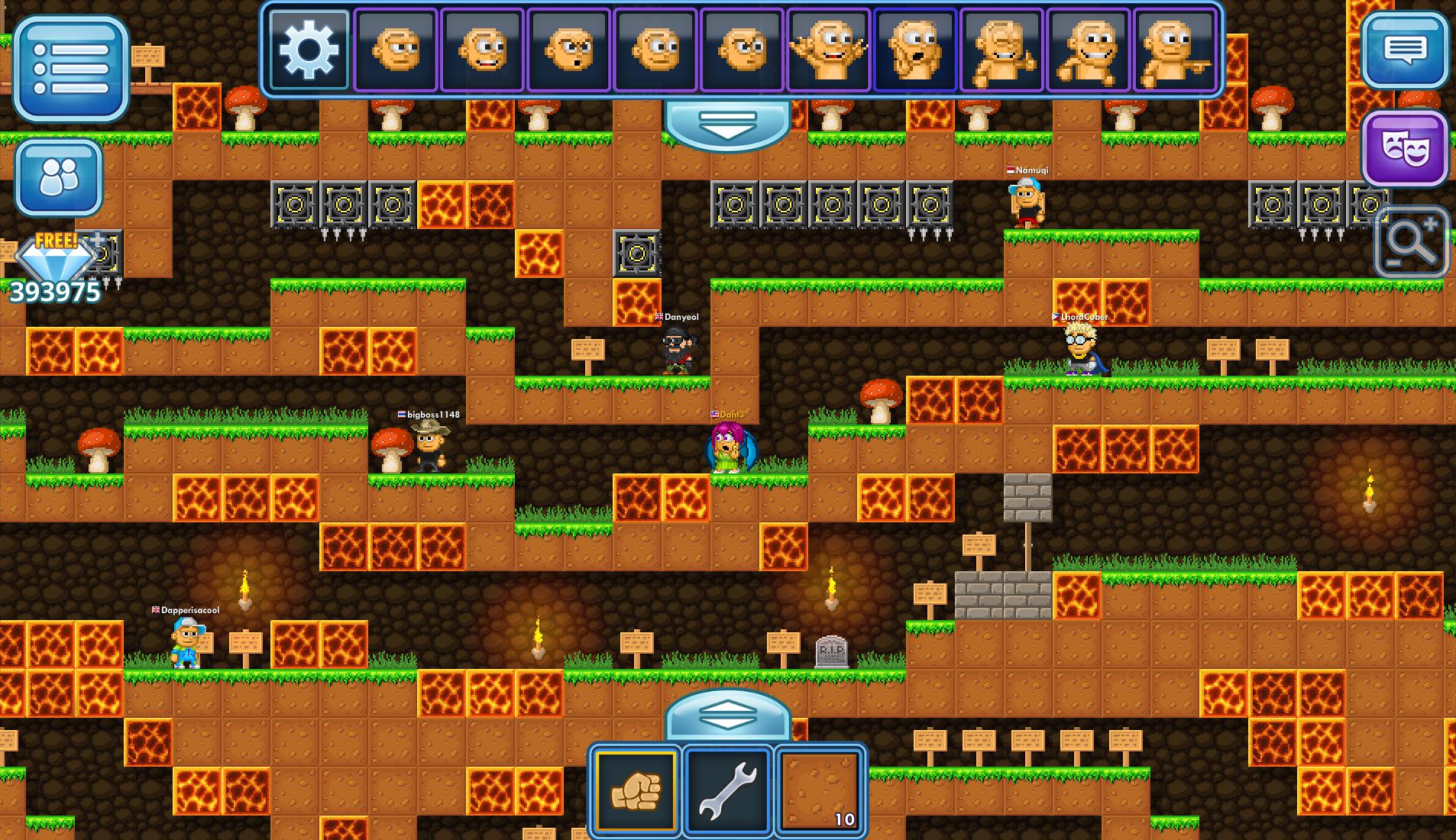 Cross-platform social sandbox MMO Pixel Worlds comes to PC next week