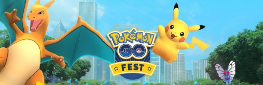 Full schedule for Pokemon Go Fest buytickets.com