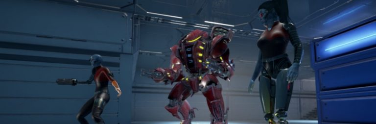 Ship of Heroes reveals the cyborg Prometheans