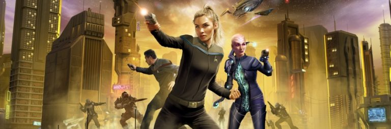 Star Trek Online is about to upgrade its loadouts