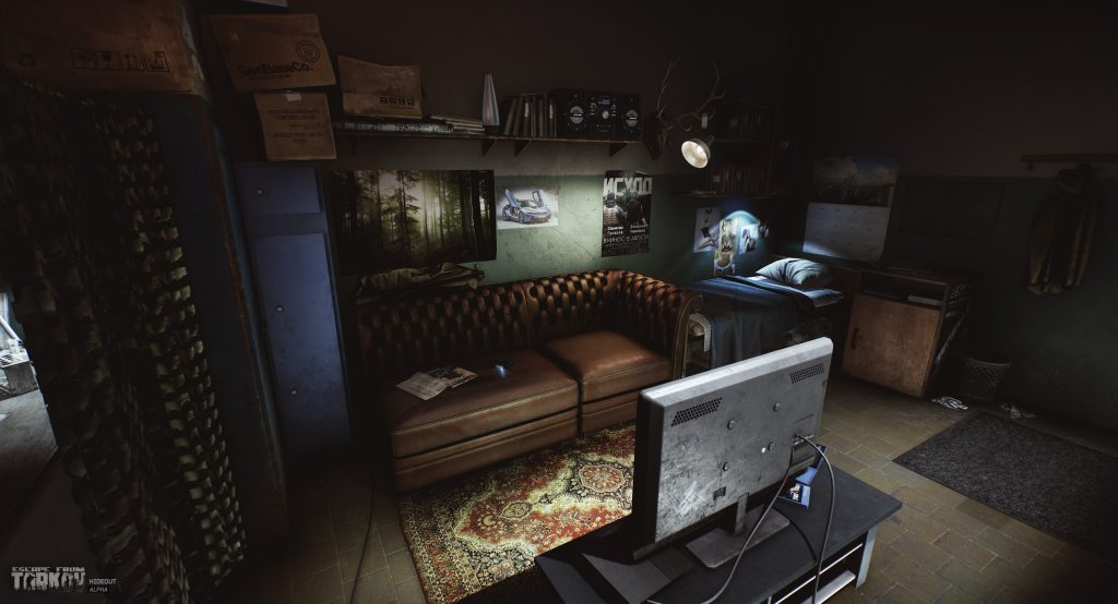 Watch Dogs  Player Housing