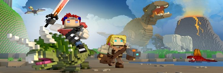 Trove compensates players for recent downtime